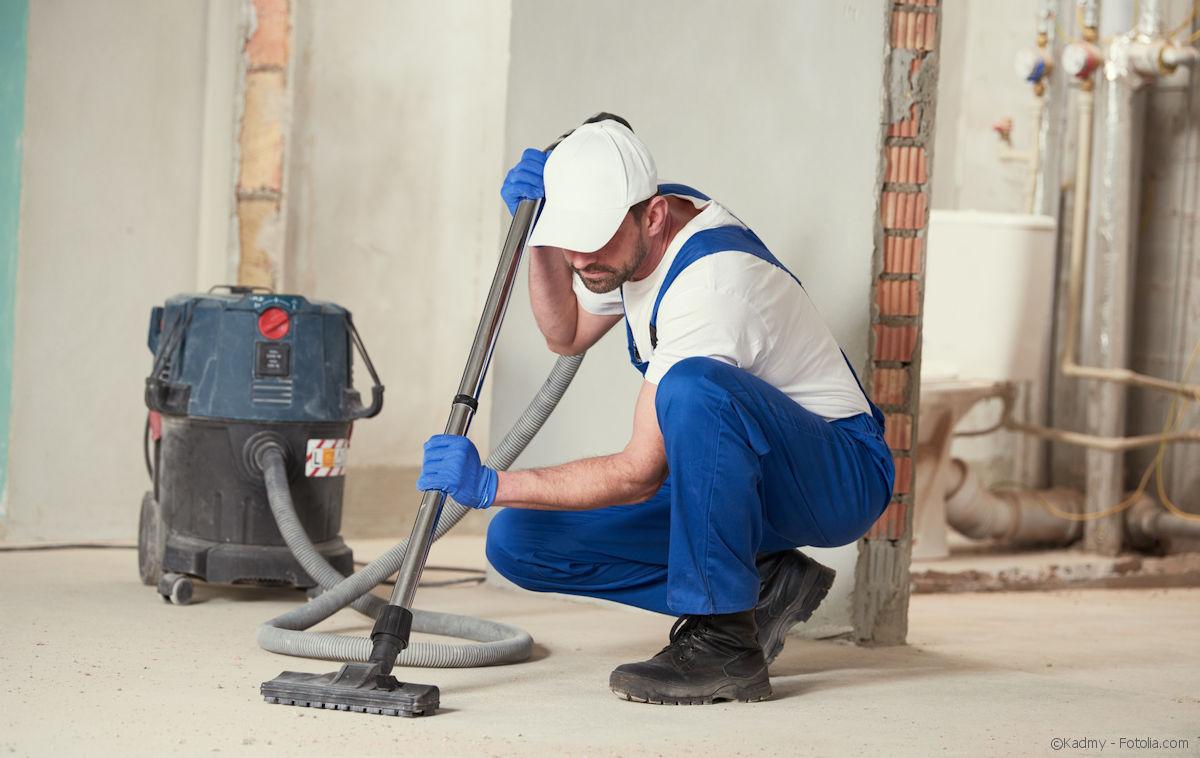Bau- und Abschlußreinigung von Neubau – und Renovierungs – Objekten